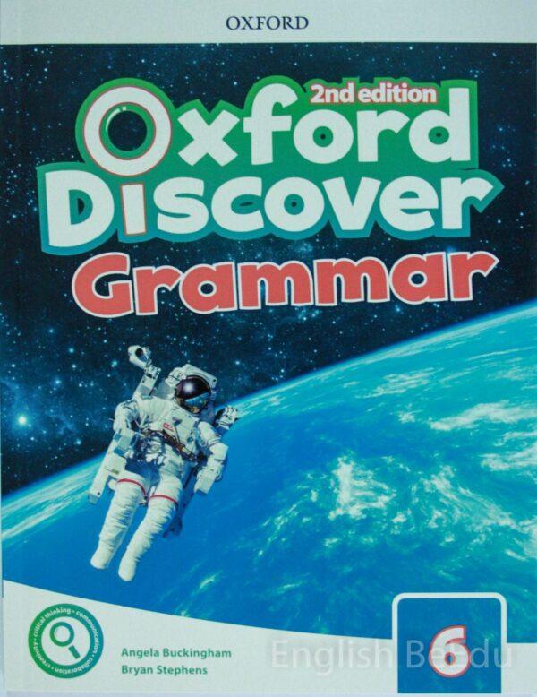 Oxford Discover Grammar 6 2nd