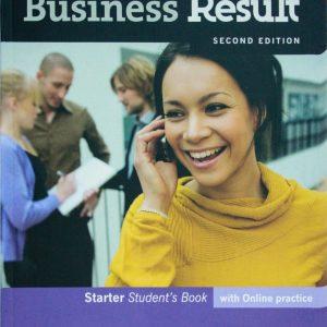 Business Result 2ed Starter Student's