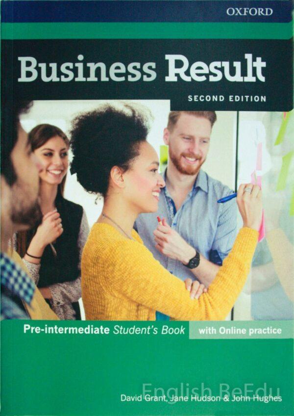 Business Result 2ed Pre-intermediate Student's
