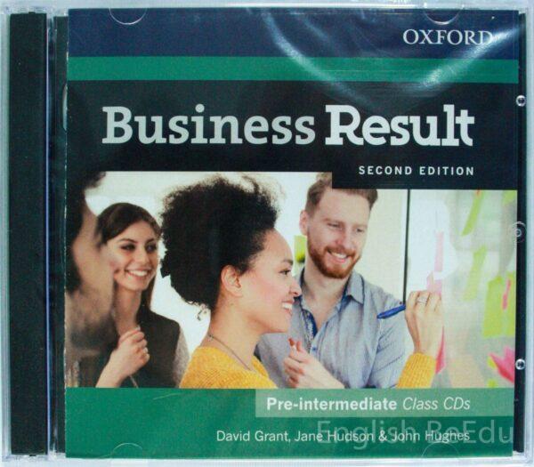Business Result 2ed Pre-intermediate Class