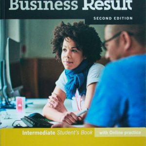 Business Result 2ed Intermediate Student's