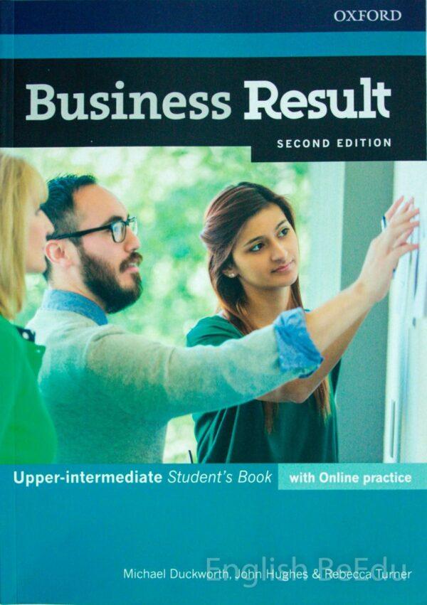 Business Result 2ed Upper-intermediate Student's