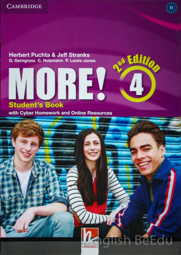 More Level 4 Student's Book