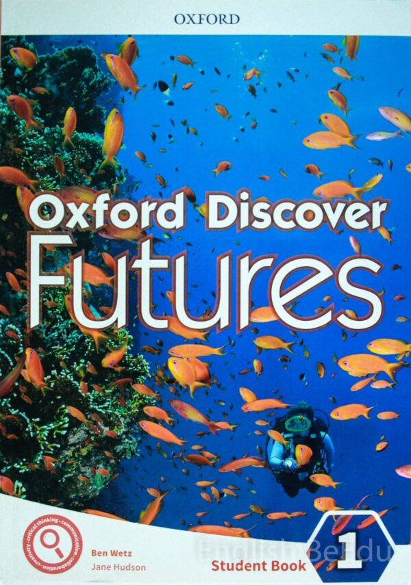 Oxford Discover Futures Student Book 1