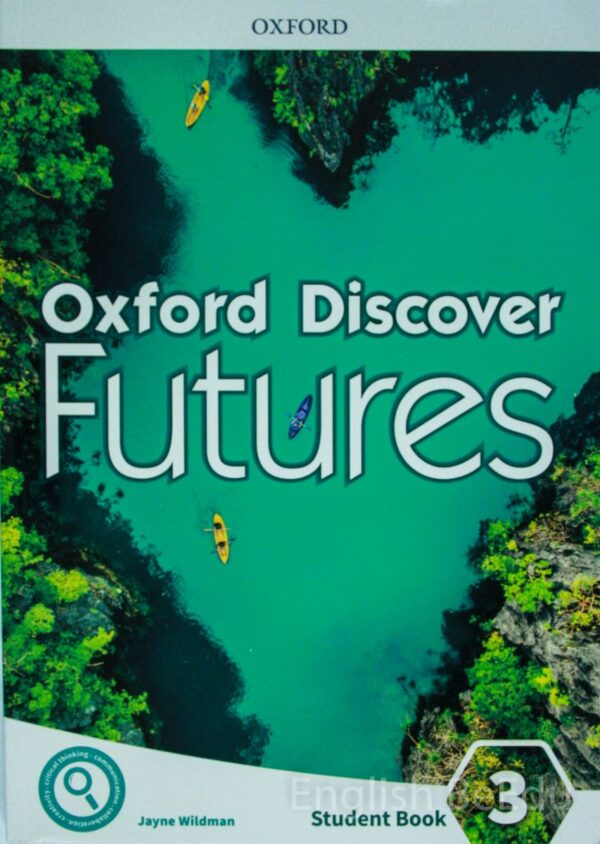Oxford Discover Futures Student Book 3