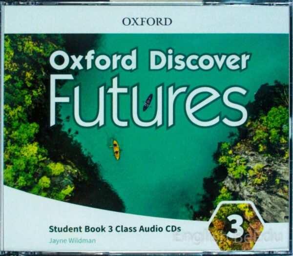 Oxford Discover Futures Level 3