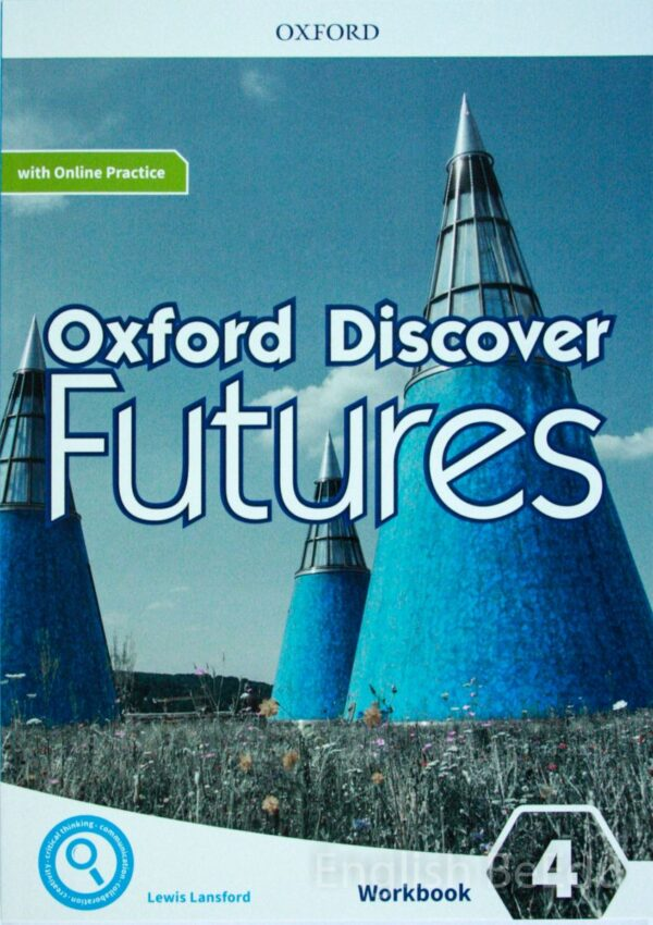 Oxford Discover Futures Workbook 4