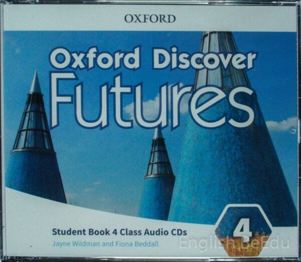 Oxford Discover Futures Level 4