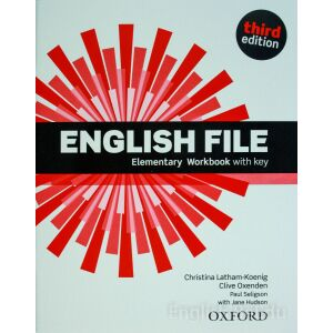 English File Elementary Workbook