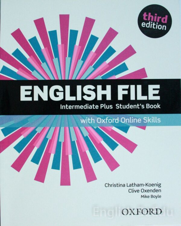 English File Intermediate Plus Student's