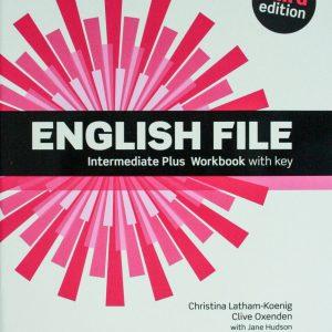 English File Intermediate Plus Workbook