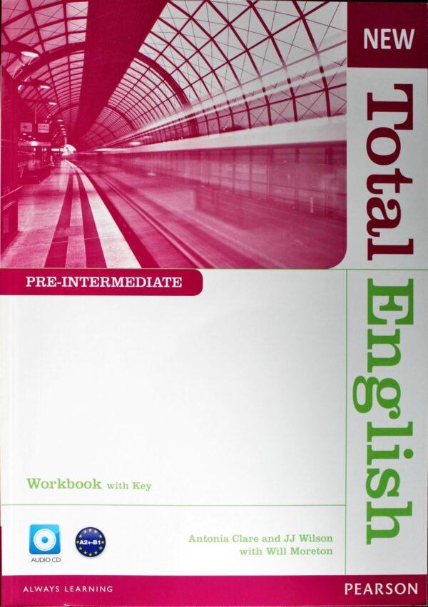 New Total English Pre-Intermediate Workbook