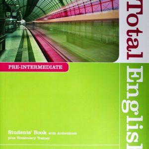 New Total English Pre-Intermediate Students'