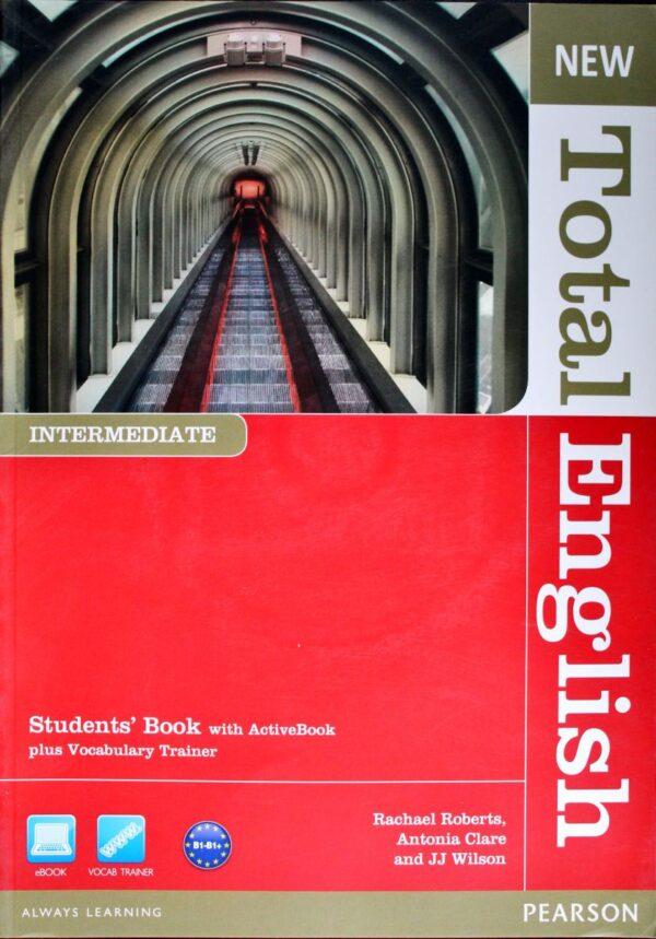 New Total English Intermediate Students'