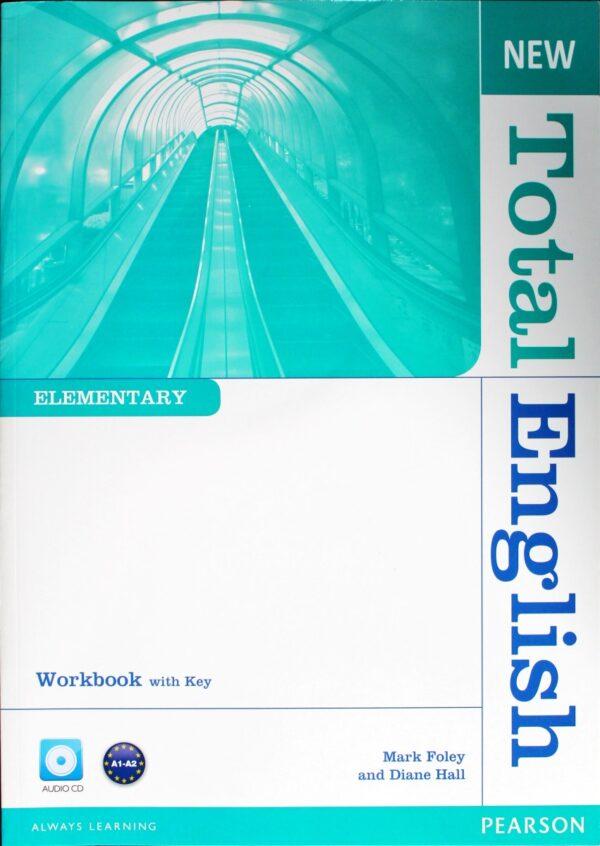 New Total English Elementary Workbook