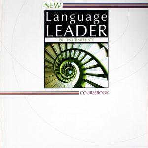 New Language Leader Pre-Intermediate Coursebook