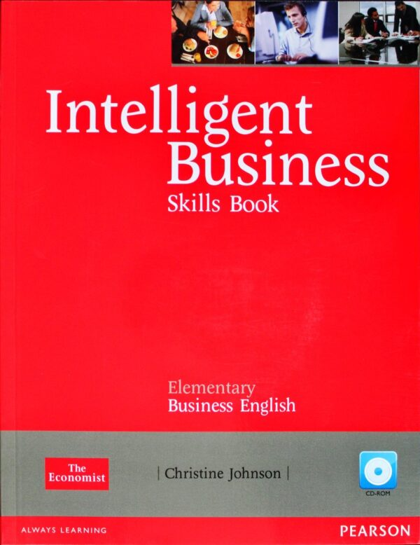Intelligent Business Elementary Skills Book