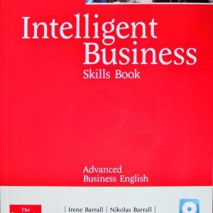 Intelligent Business Advanced Skills Book