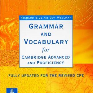 Grammar and Vocabulary for Cambridge