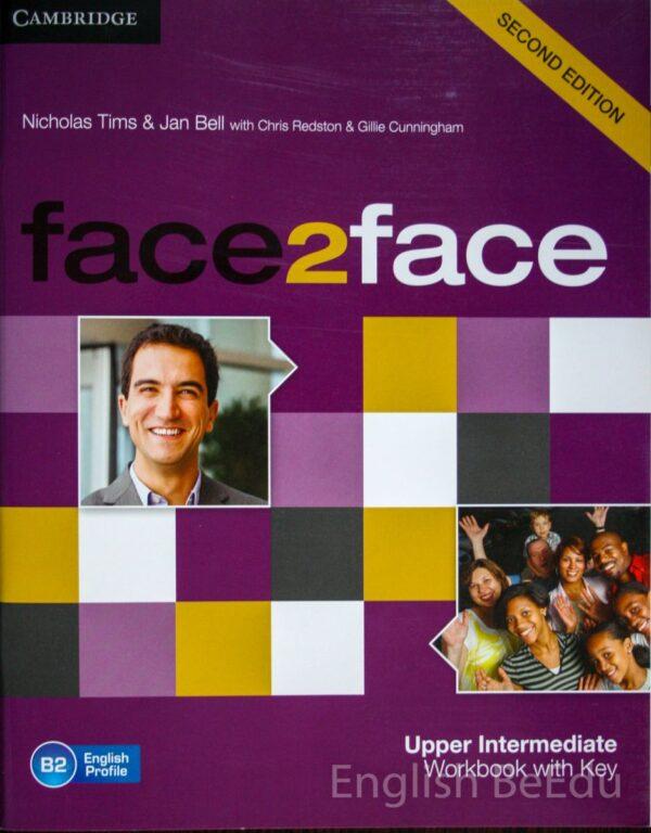 face2face Upper Intermediate Workbook with