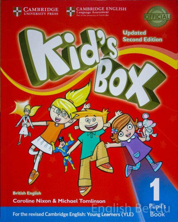 Kid's Box Level 1 Pupil's