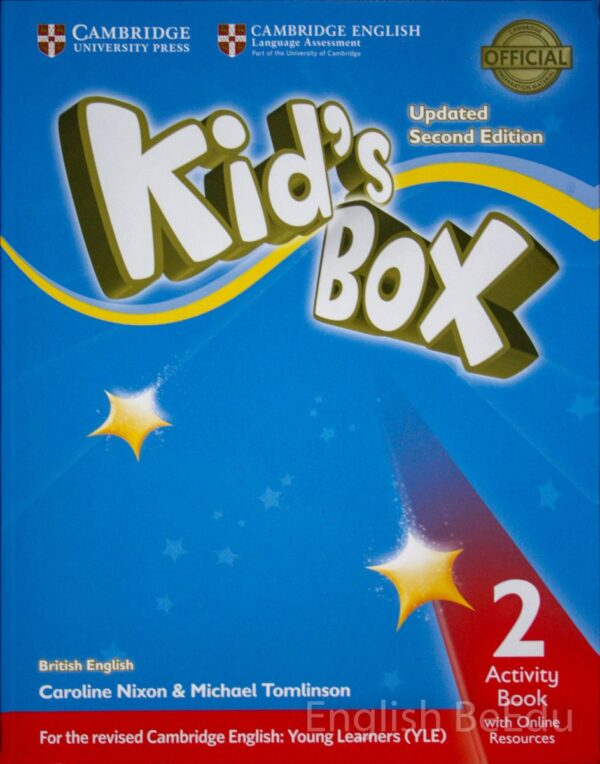 Kid's Box Level 2 Activity
