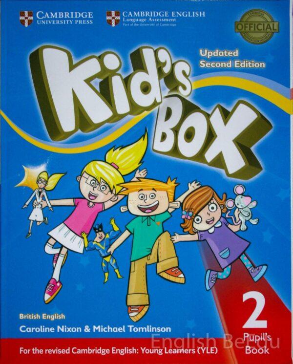 Kid's Box Level 2 Pupil's