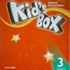 Kid's Box Level 3 Activity