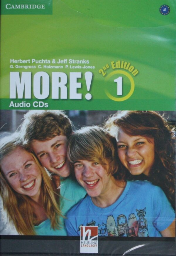 More Level 1 Audio CDs