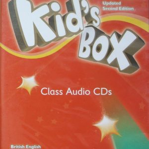 Kid's Box Level 3 Class