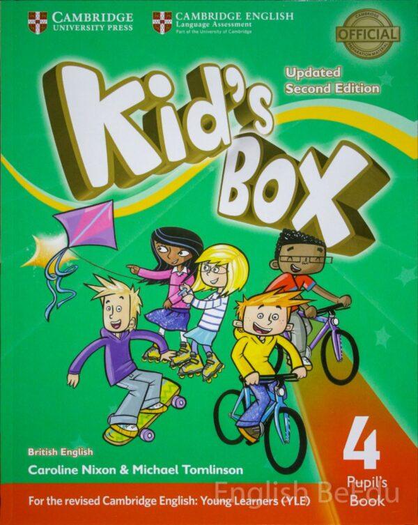 Kid's Box Level 4 Pupil's