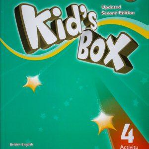 Kid's Box Level 4 Activity