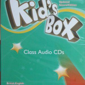 Kid's Box Level 4 Class