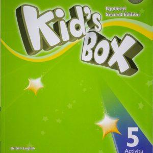 Kid's Box Level 5 Activity