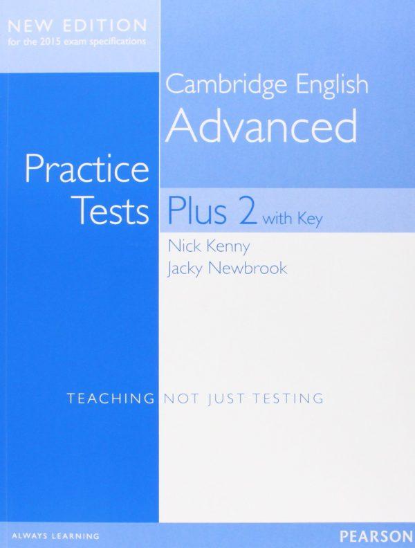 Practice Tests Plus CAE