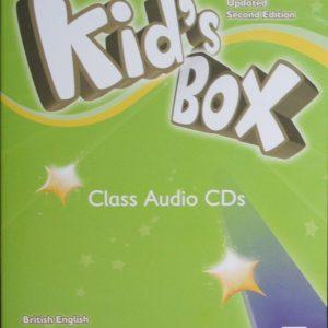 Kid's Box Level 5 Class