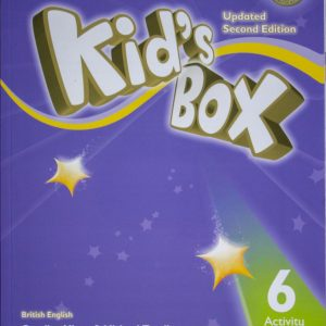 Kid's Box Level 6 Activity
