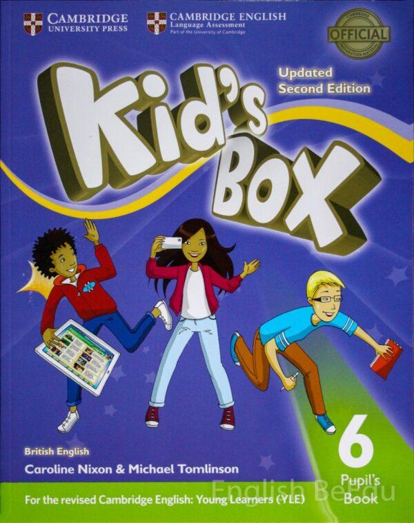 Kid's Box Level 6 Pupil's
