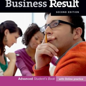 Business Result 2ed Advanced Student's