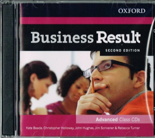 Business Result 2ed Advanced