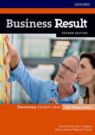 Business Result 2ed Elementary Student's