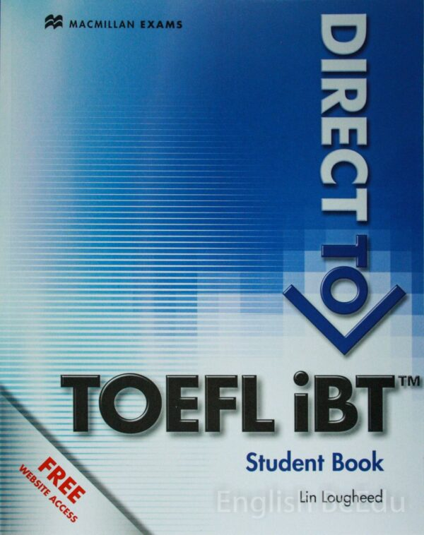 Direct to TOEFL iBT Student's