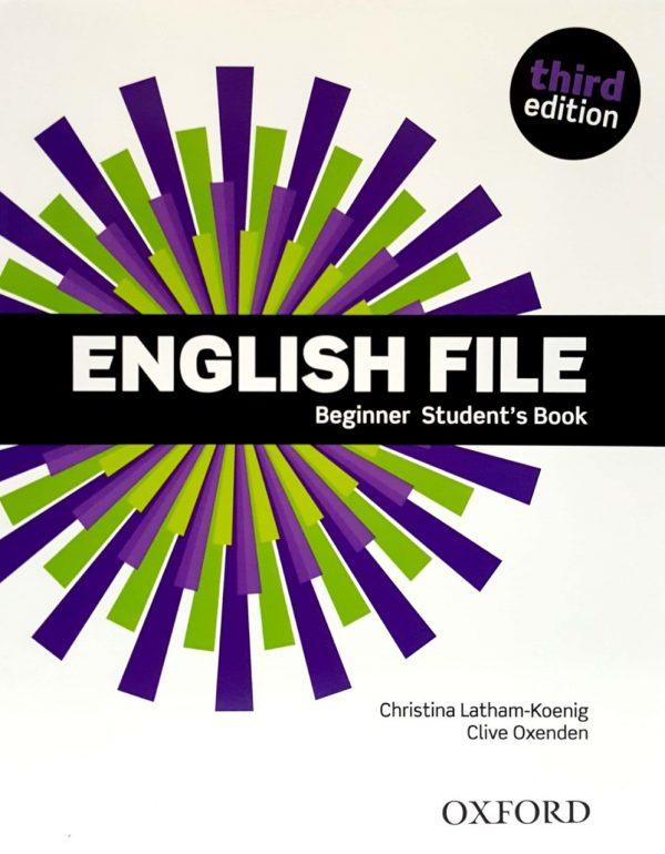 English File Beginner Student's