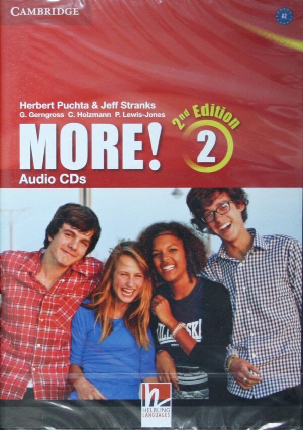 More Level 2 Audio CDs