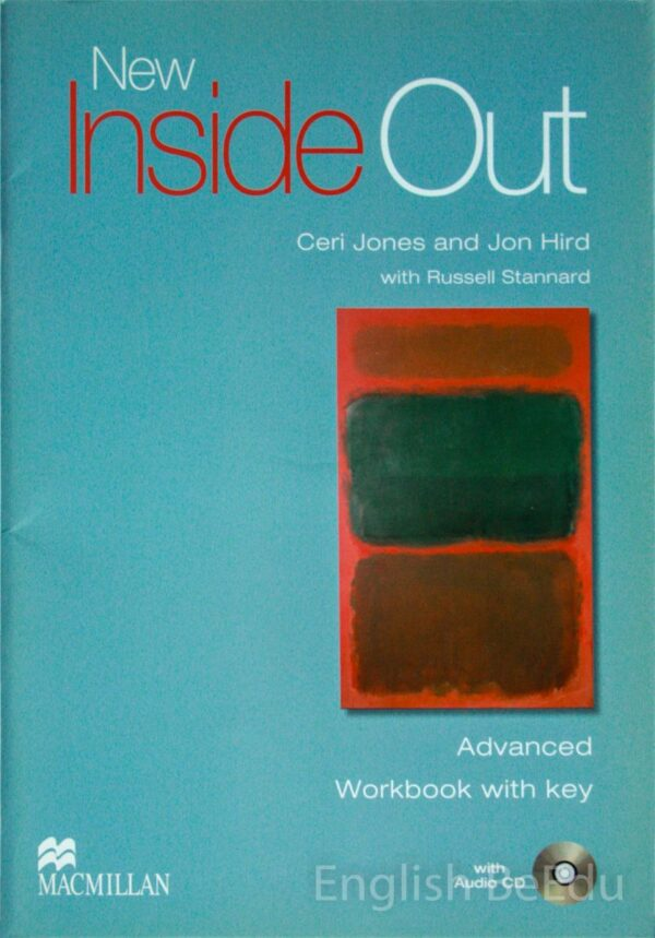 New Inside Out Advanced Workbook