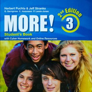 More Level 3 Student's Book