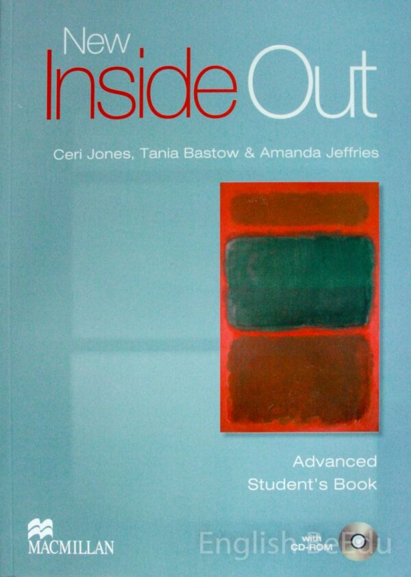 New Inside Out Advanced Student's