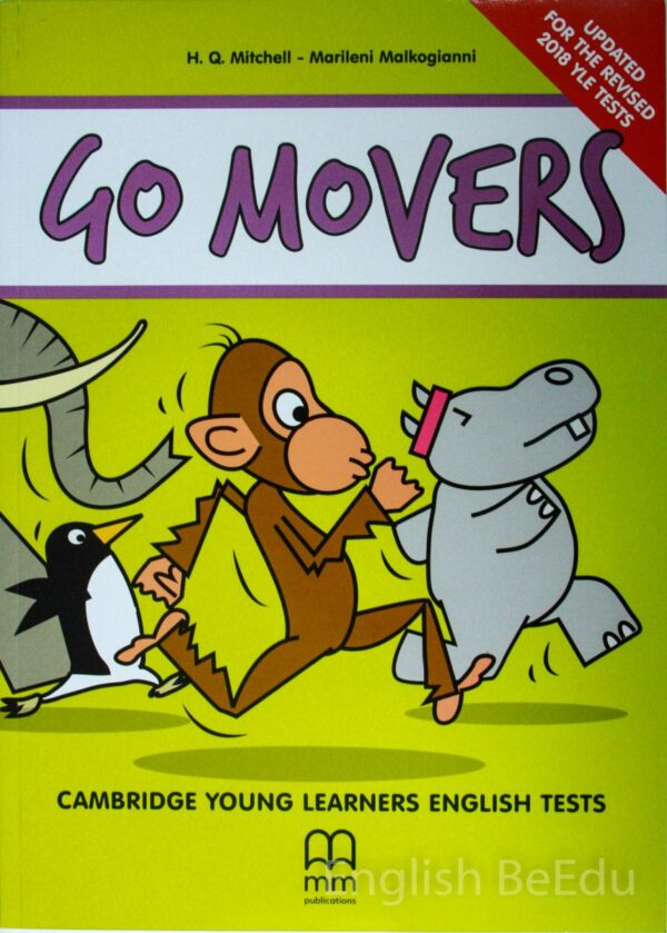 Go Movers Student's Book