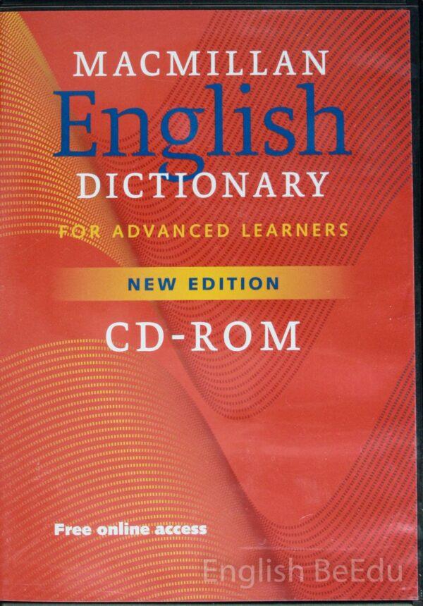 Macmillan English Dictionary For Advanced