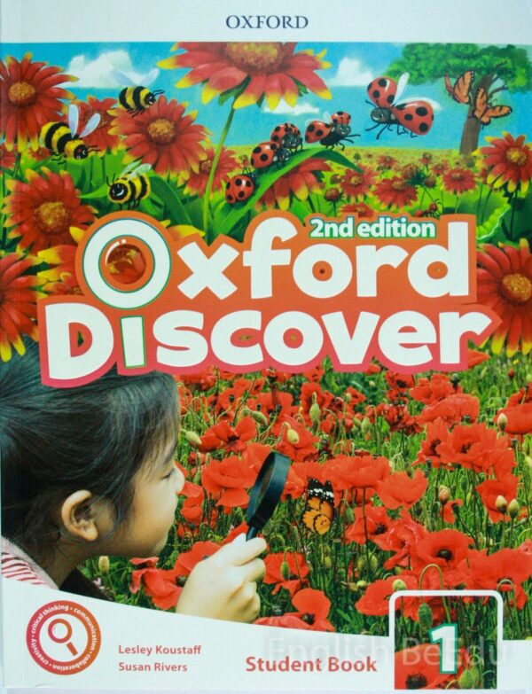 Oxford Discover Student Book 1